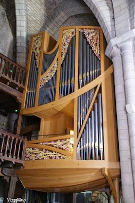 L'Eglise di Saint Saveur uno dei sette santuari di Rocamadour