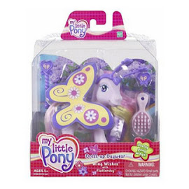 My Little Pony Fluttershy Dress-up Daywear Wing Wishes G3 Pony