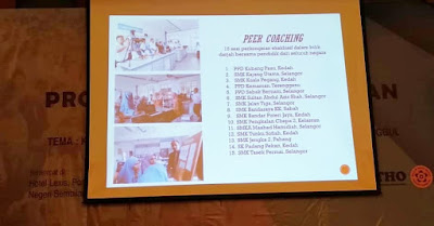 Perkongsian PLC di Seminar Kebangsaan Profesionalisme Keguruan 2019