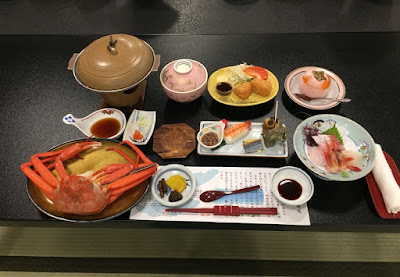 ホテルニュー桂 夕食1