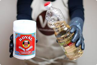 Evitar malos olores en tuberías con productos caseros