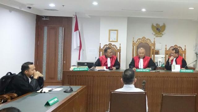 Terdakwa TY Tunjukan Sejumlah Barang Bukti Baru Agar Hakim Membebaskanya.