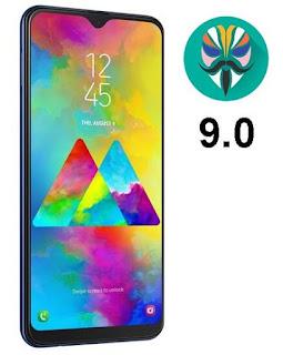 طريقة عمل روت لجهاز Galaxy M20 SM-M205FN اصدار 9.0