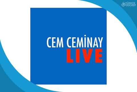 Cem Ceminay Live Podcast