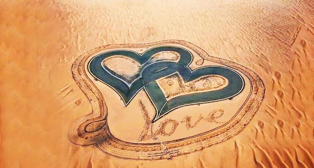 Love Lake Dubai - Al Qudra