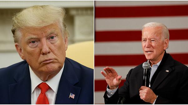 """امريكا الرئيس الامريكي لا يقبل في نتائج الانتخابات: في حال """"فاز"""" فية بايدن"""