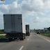 Ciclista morreu atropelado por carreta na BR-101 em São José do Mipibu