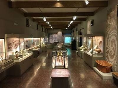 Εκπαιδευτικό πρόγραμμα του Αρχαιολογικού Μουσείου Πύλου