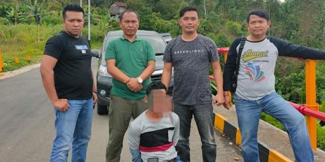 Lagi, Pencuri Kulit Manis di Kawasan Gunung Kerinci Ditangkap Polisi