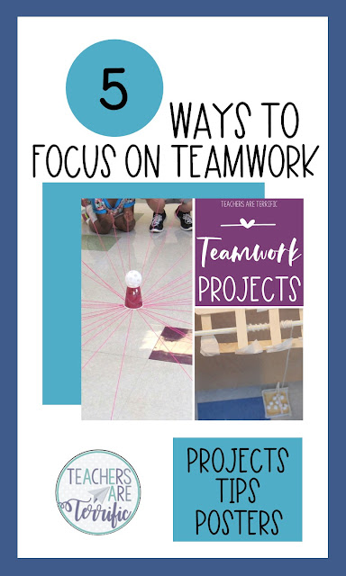 This post gives you tips and ideas for making these events come alive with the way your students encourage one another and collaborate to complete their STEM structures. From two-team challenges to ways of dividing students into groups to ideas for team building activities, this is a post that will get you started!