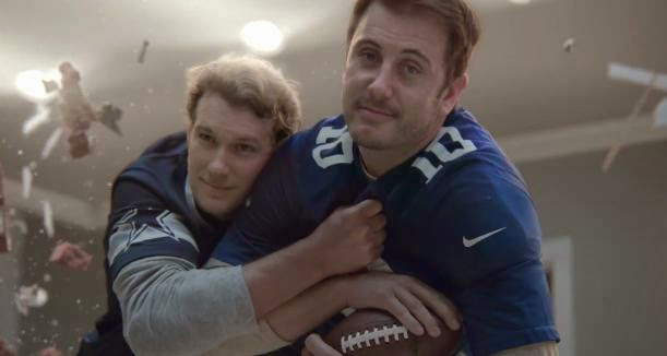 "DIRECTV NFL Sunday Ticket ""Rivalry"" Commercial"