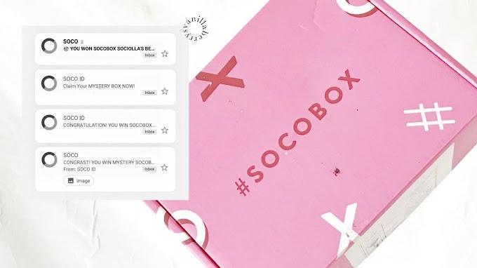 Tips: Cara Dapetin SOCOBOX dan FD Try & Review