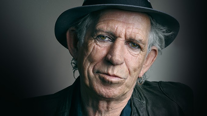 Keith Richards: se viene otro documental.