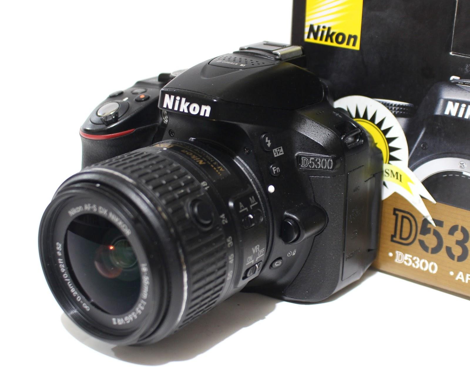 Kamera DSLR Second