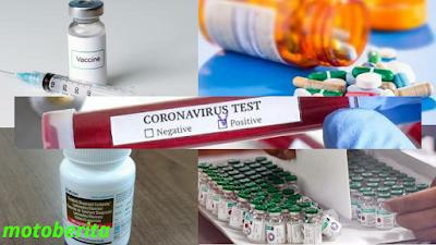 perusahaan farmasi membuat vaksin dan obat formula anti corona