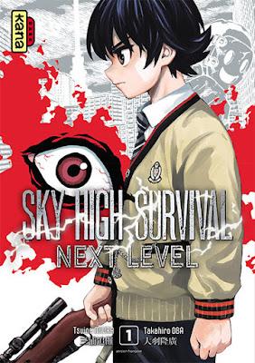 Couverture du manga Sky High Survival Next Level - tome 1