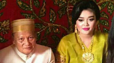 Pernikahan Tajuddin Kammisi dan Andi Fitri