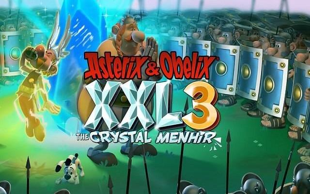 تحميل لعبة Asterix and Obelix XXL 3 The Crystal Menhir مجانا للكمبيوتر