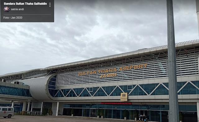 bandar udara di jambi