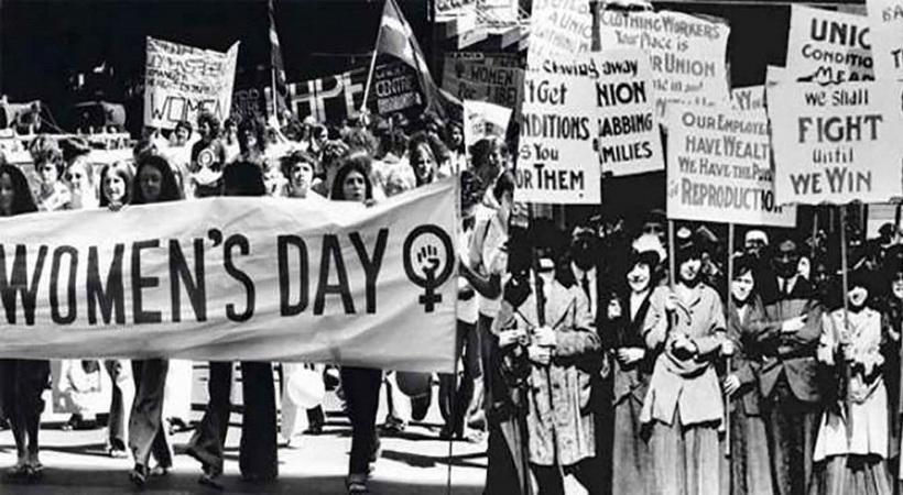Μήνυμα της Λαϊκής Συσπείρωσης Αλεξανδρούπολης για την Παγκόσμια Ημέρα της Γυναίκας