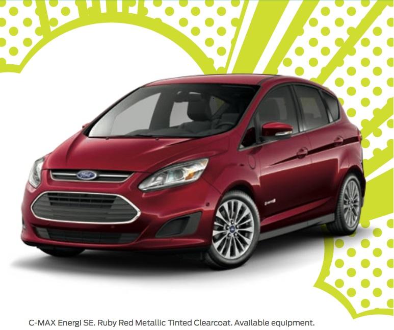 2017 Ford Focus Electric Et C-MAX Energi, Retravaillés