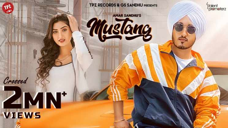 MUSTANG Lyrics in Hindi