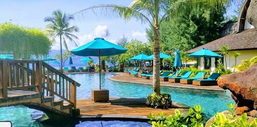 Wisata Pulau Gili Trawangan Lombok NTB
