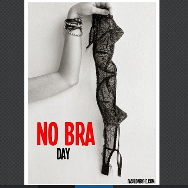 National No Bra Day Wishes Unique Image