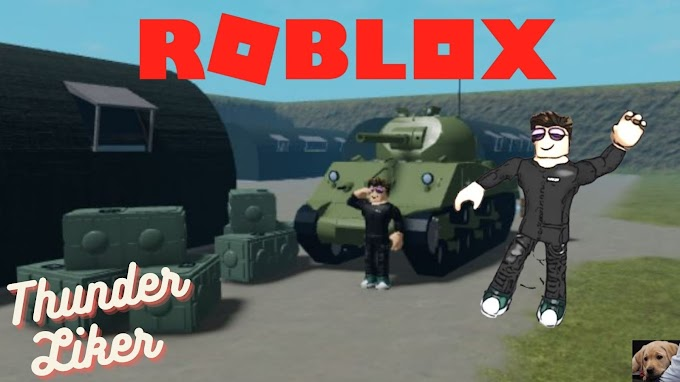 Roblox Tank Warfare Panzer II Battle