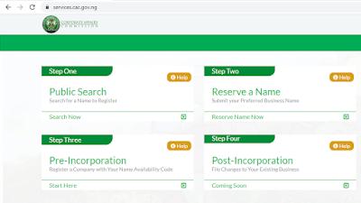CAC Website