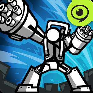 Cartoon Wars 3 APK MOD 1.3.2 Terbaru (update)
