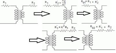 Transformer Equivalent Resistance