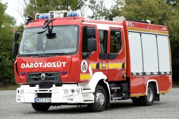 Kigyulladt egy lakás Debrecenben, mentőt kellett hívni a tulajdonoshoz