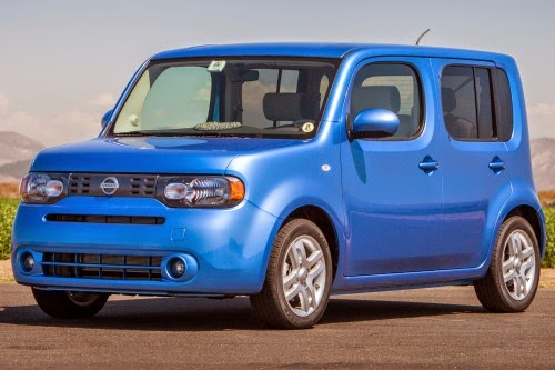 nissan cube wagon parkers. Black Bedroom Furniture Sets. Home Design Ideas