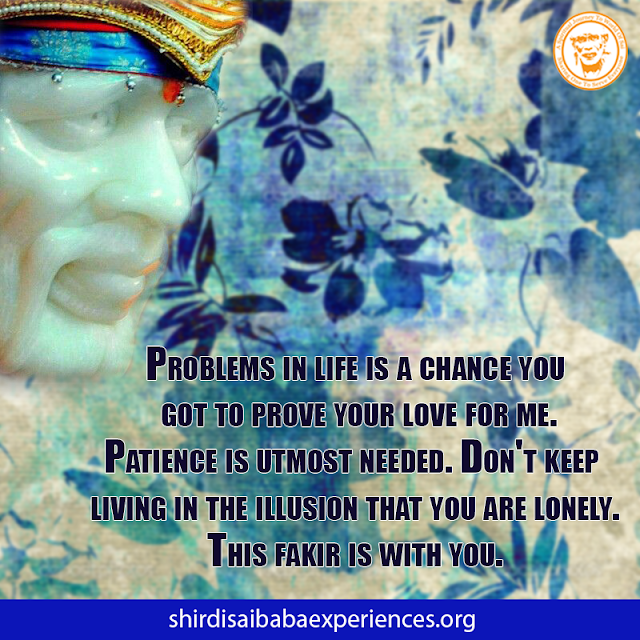 Baba Bless Me To Get Me Married To My Love - Anonymous Sai Devotee