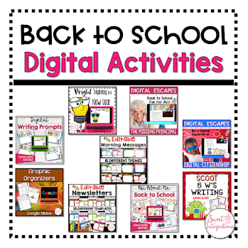 Back to School Bundle cover