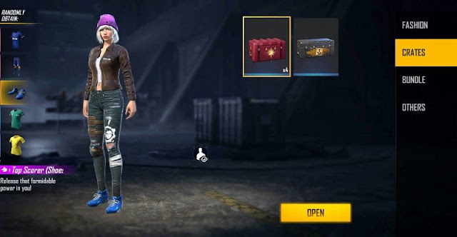 Free Fire redeem code for today 4x Memory BoxFree Fire redeem code for today 4x Memory Box
