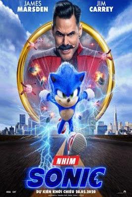 Nhím Sonic - Sonic The Hedgehog (2020)