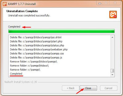 Cara Uninstall Program atau Aplikasi