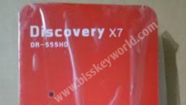 DISCOVERY DR 555HD X7 1506T 4M NEW SOFTWARE HAHA CAM ADD 25-4-2020