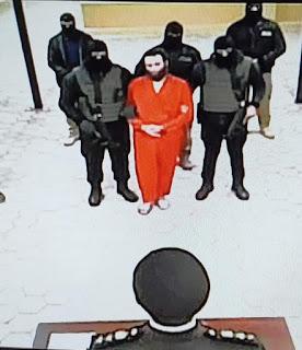 مسلسل الاختيار: عرض مشهد تسجيلي من إعدام هشام عشماوي ضمن أحداث الحلقة 29