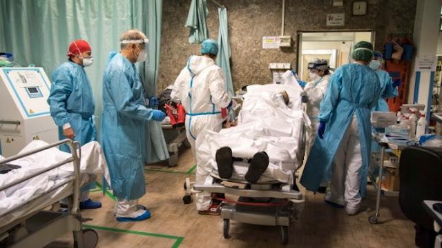 Κορωνοϊός: Στα πρόθυρα της κατάρρευσης γιατροί και νοσοκομεία στα Βαλκάνια