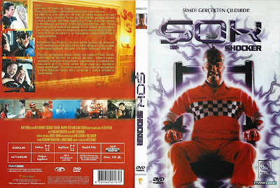 Shocker (Şok,1989) DVD