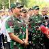 Panglima TNI Tinjau Pulau Galang di Batam