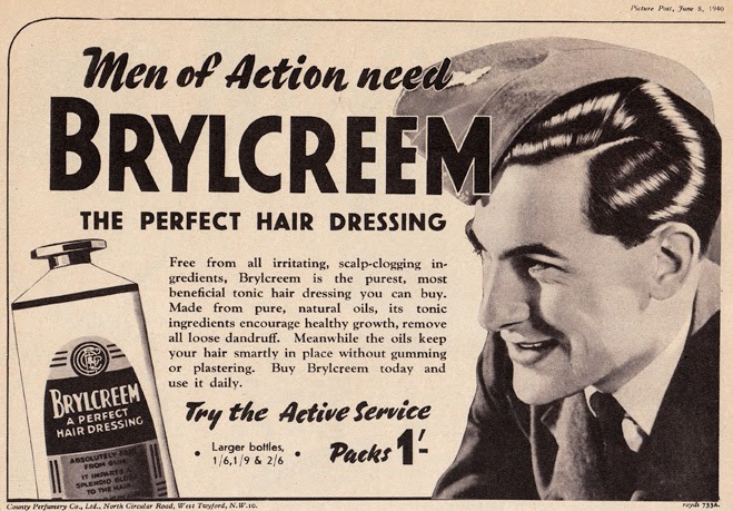 Brylcreem Hair Styles: Goodbye To Berlin