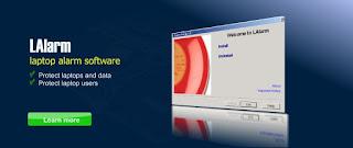 Lalarm phần mềm chống trộm laptop tốt nhất hiện nay