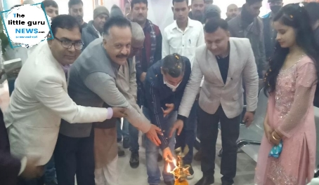 Sub-divisional officer inaugurates diagnostic center