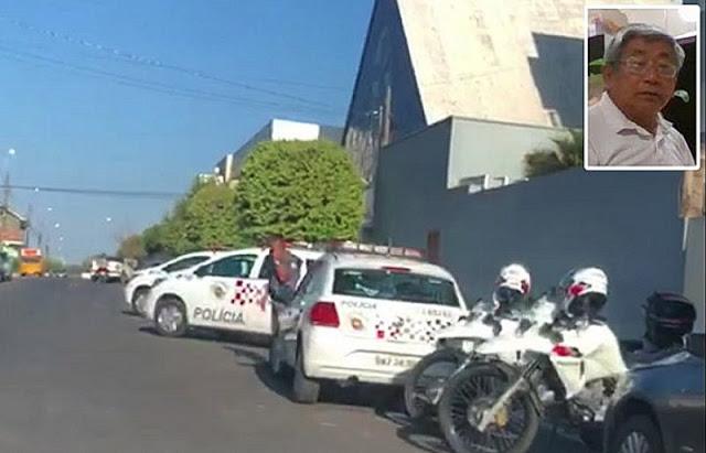 Proprietário de auto elétrica é morto por bandidos que praticaram assalto em Bastos