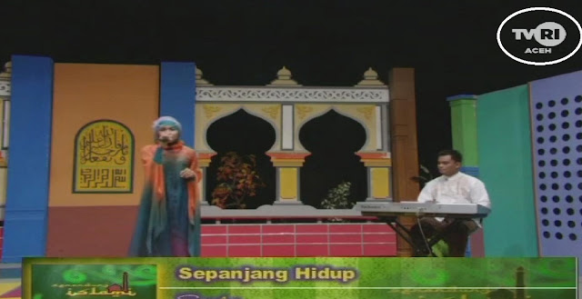 TVRI Aceh broadcast frequency