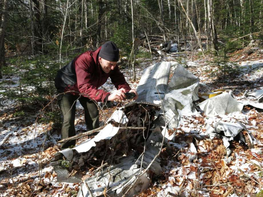 Kathryns Report - Mountainous aircraft accidents map us